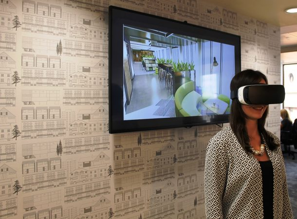 Bruntwood using VR for property viewings