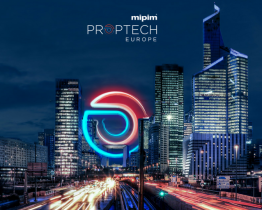 MIPIM PropTech Europe General View