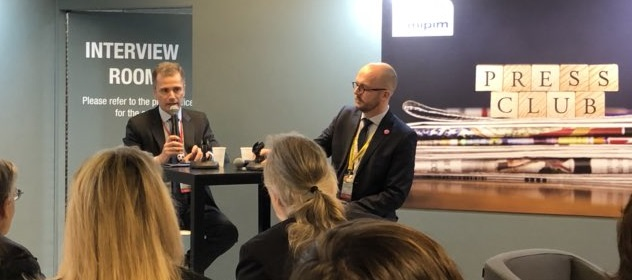 MIPIM PropTech Europe Press Conference