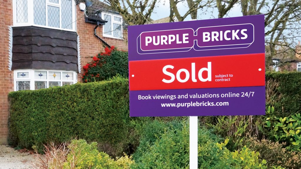 Purple Bricks Shares Sold To Axel Springer