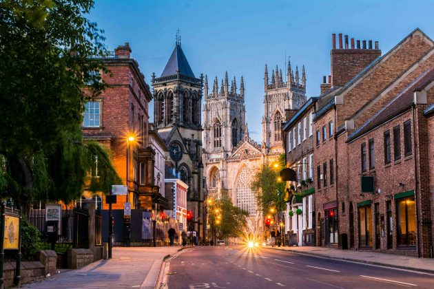 City Of York Launches STEP