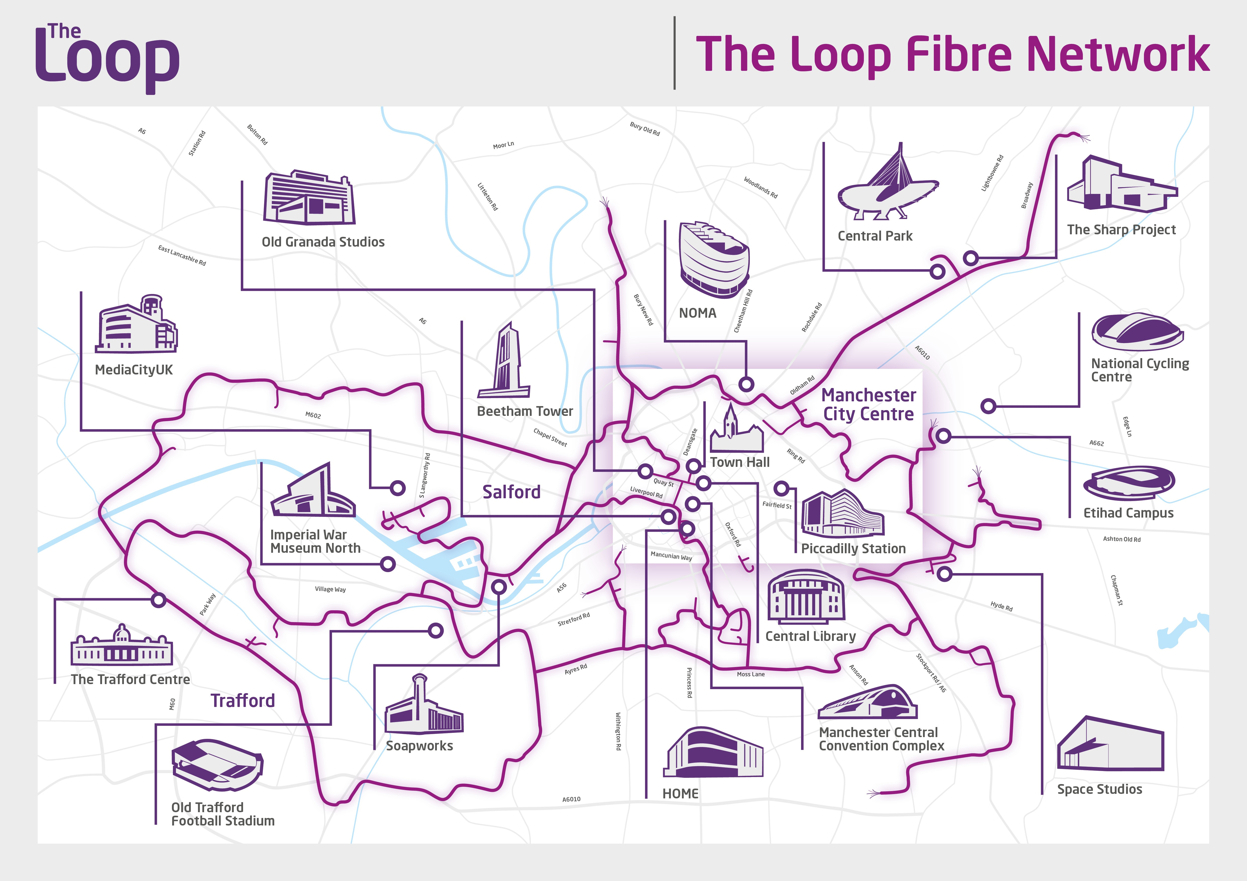 The Loop Map LARGE