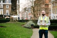 The Sky Is The Limit Elliott Garret, Aerial Surveyor At Paragon
