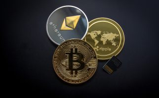 Cryptocurrency Bitcoin Etherium