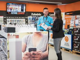 A Customer At Sillpark Uses MishiPay Saturn Express App