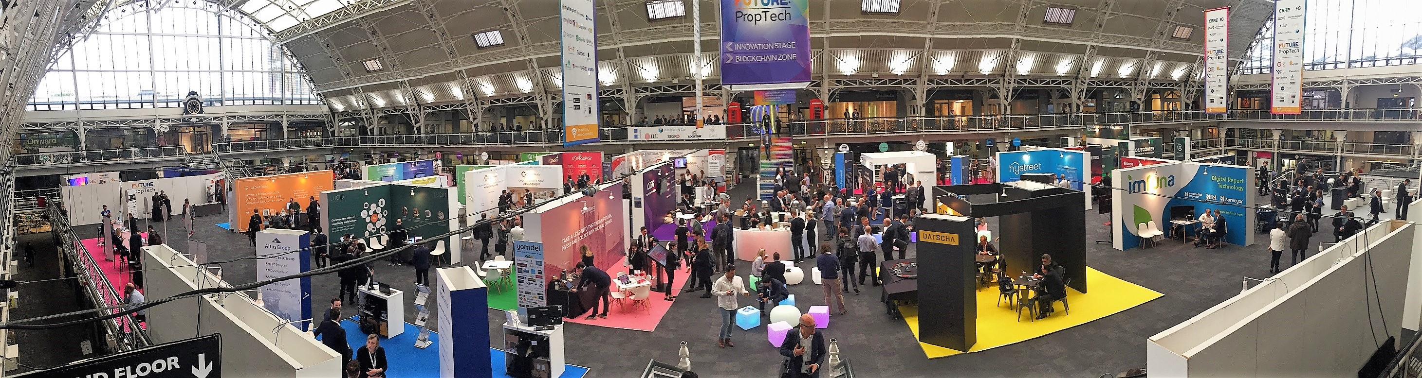 Future Proptech 2018 Panoramic Cropped