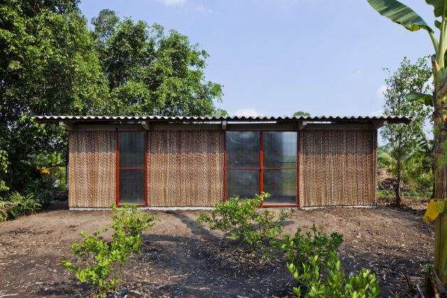 Vo Trong Nghia Architects Hurricane Proof House