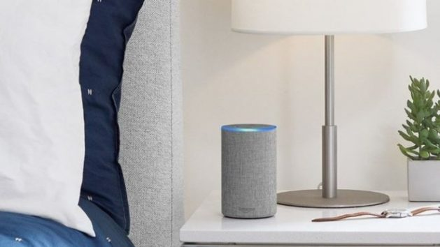 Amazon Echo Mariott