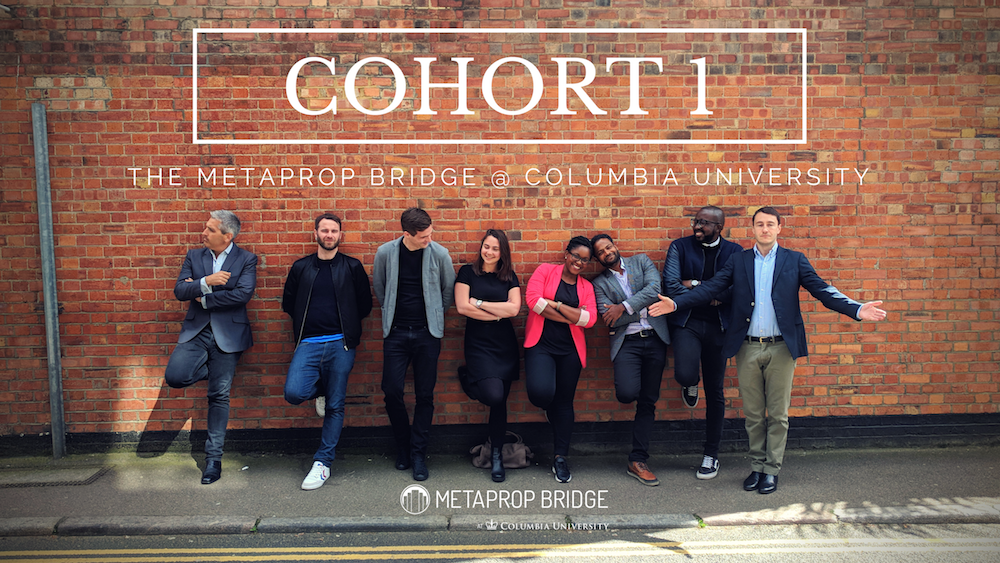 Metaprop Bridge Cohort 1 Picture