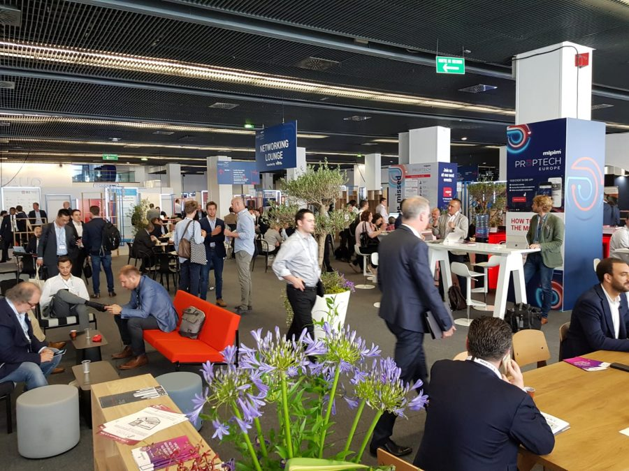 MIPIM Proptech Europe Networking