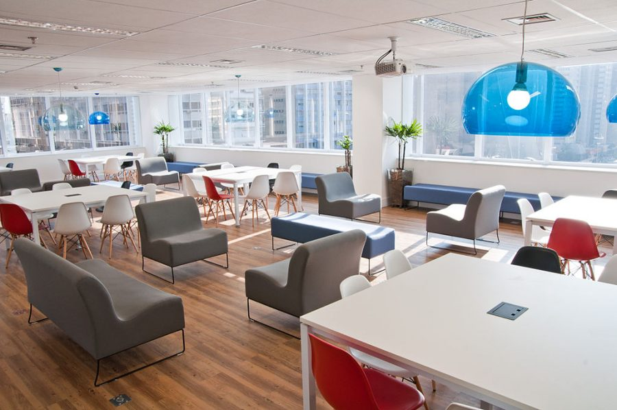 Coworking JLL