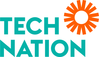 Tech Nation Logo V1 Stacked Left Colour 72ppi