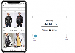 WhereWolf Shopping App