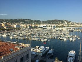 Cannes Harbour MIPIM