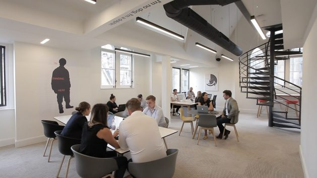 Property technology and coworking