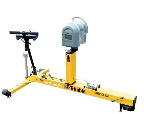 The Trimble GEDO Scan System