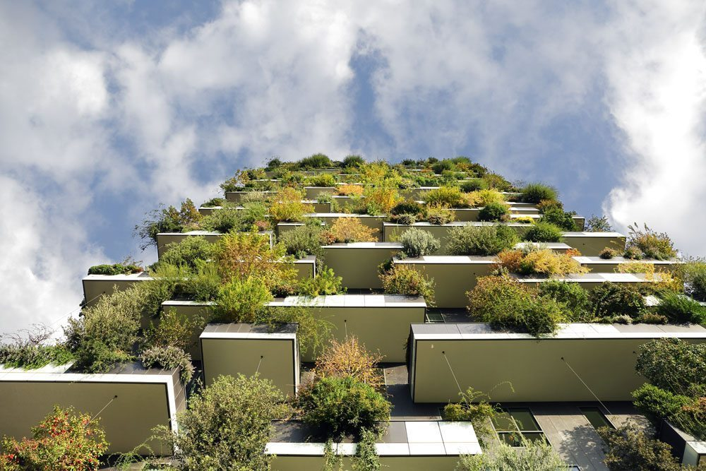 Placetech World S Smartest Buildings Bosco Verticale