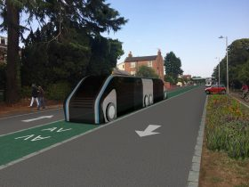 City Science Roads Of The Future Topsham Road