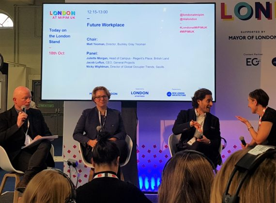 Juliette Morgan Panel Mipim Uk