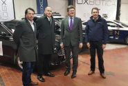 Oxbotica CAV Taxis Funding London