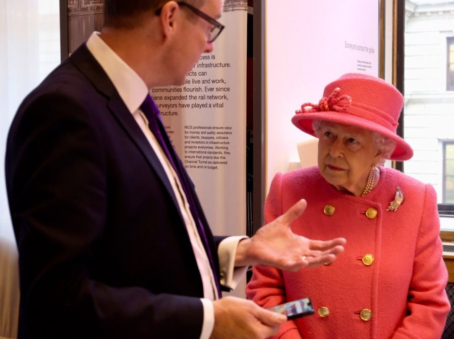 Seeable Demonstrate App To The Queen At RICS Anniversary This Week