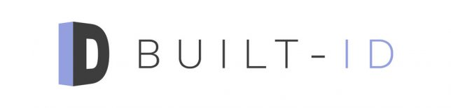 Builtid Logo Full Invert