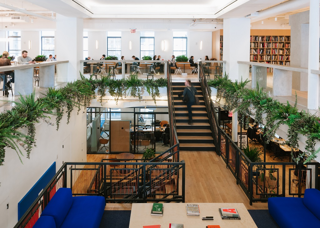 PlaceTech | Coworking giant WeWork rebrands to The We Company
