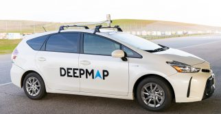 Bosch Deepmap Car