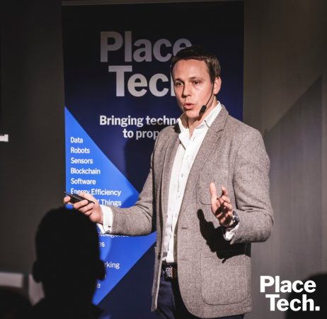 PlaceTech. TrendTalks. Nordics. Charlie Wade, Managing Director, UK, VTS 8