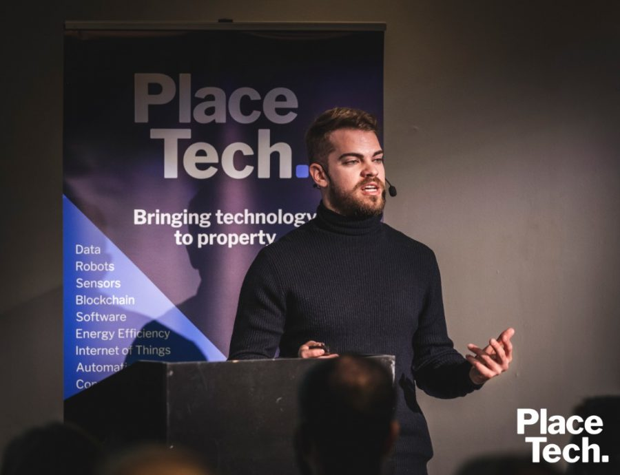 PlaceTech. TrendTalks. Nordics. Enrico Faccioli, Chief Operating Officer, Gyana 1