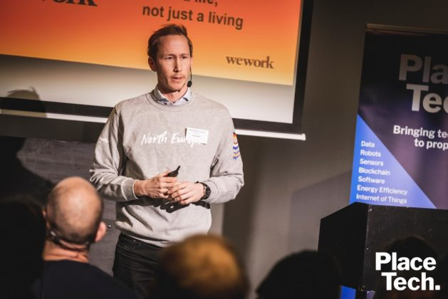 PlaceTech. TrendTalks. Nordics. Henrik Botten Taub├©ll, Senior Director For Transactions In The Nordics, Baltics And Netherlands, WeWork