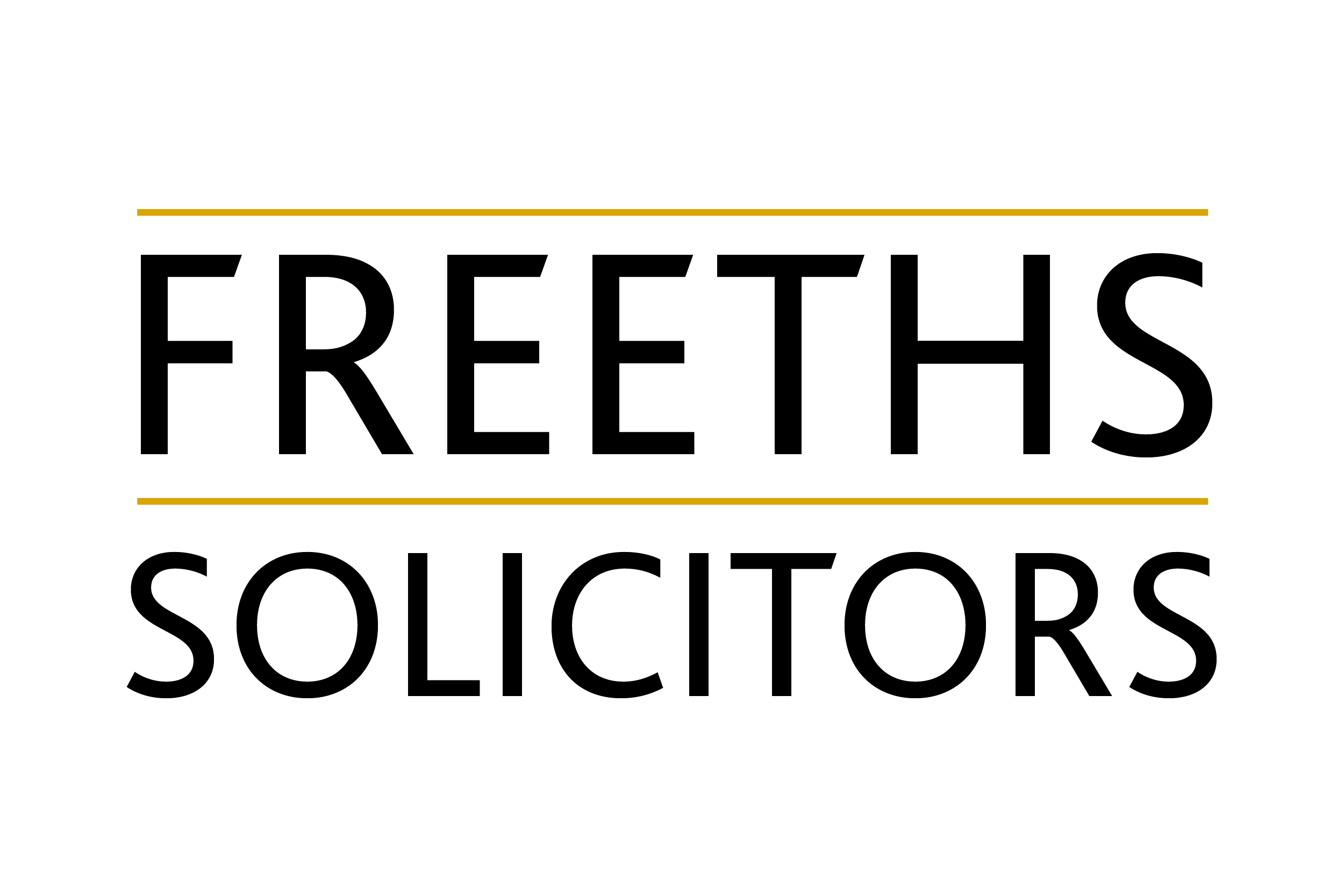 Freeths Logo Transparent Crop
