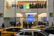 Introducing Local Artist Tabor Robak In Collaboration With The Flagship Microsoft Store