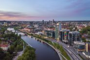 Vilnius New Office Buildings