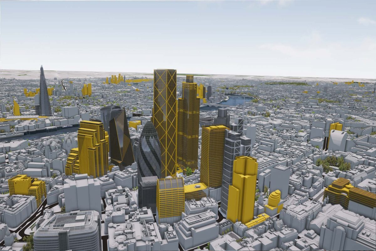 PlaceTech | VU CITY launches 3D city modelling to mass market
