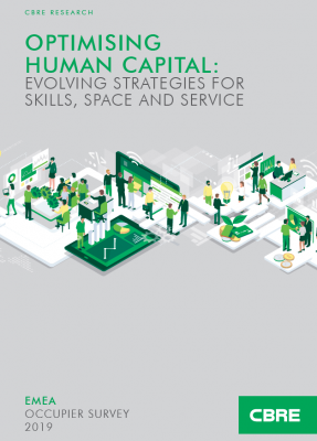 CBRE EMEA Occupier Survey 2019