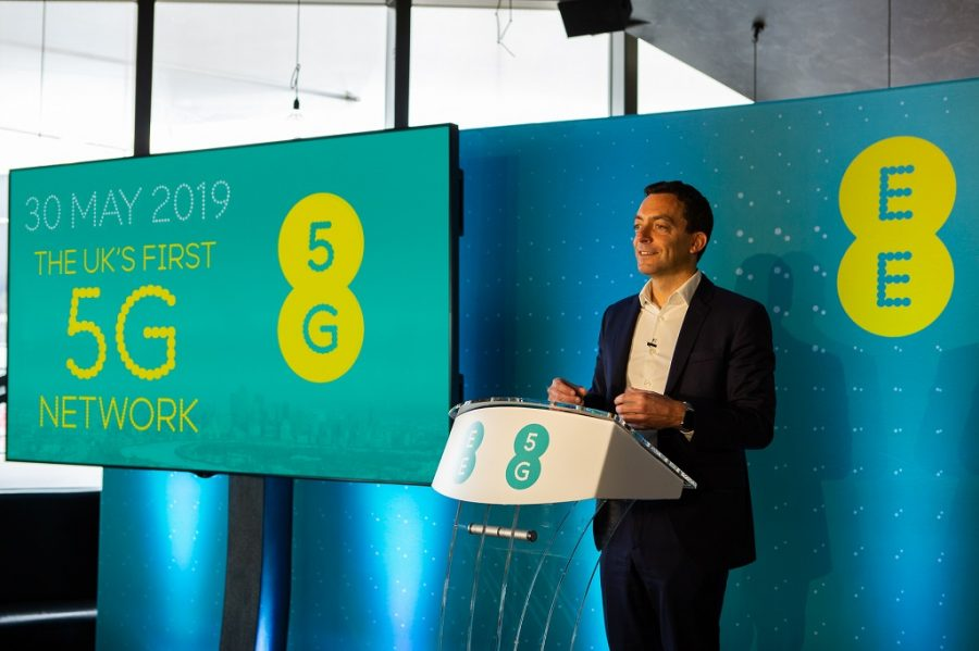 EE 5G Launch