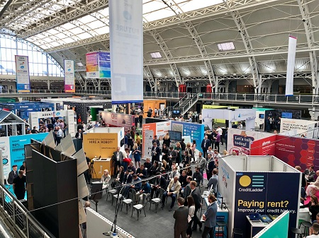 Future Proptech 2019 Interior