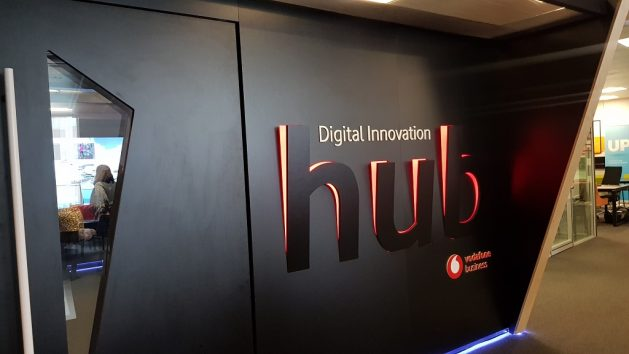 Vodafone's Digital Innovation Hub Media City