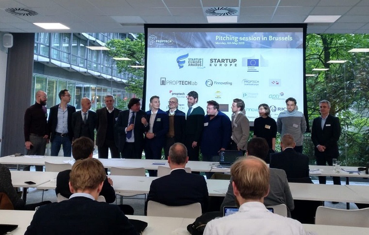Proptech Startup Europe Awards