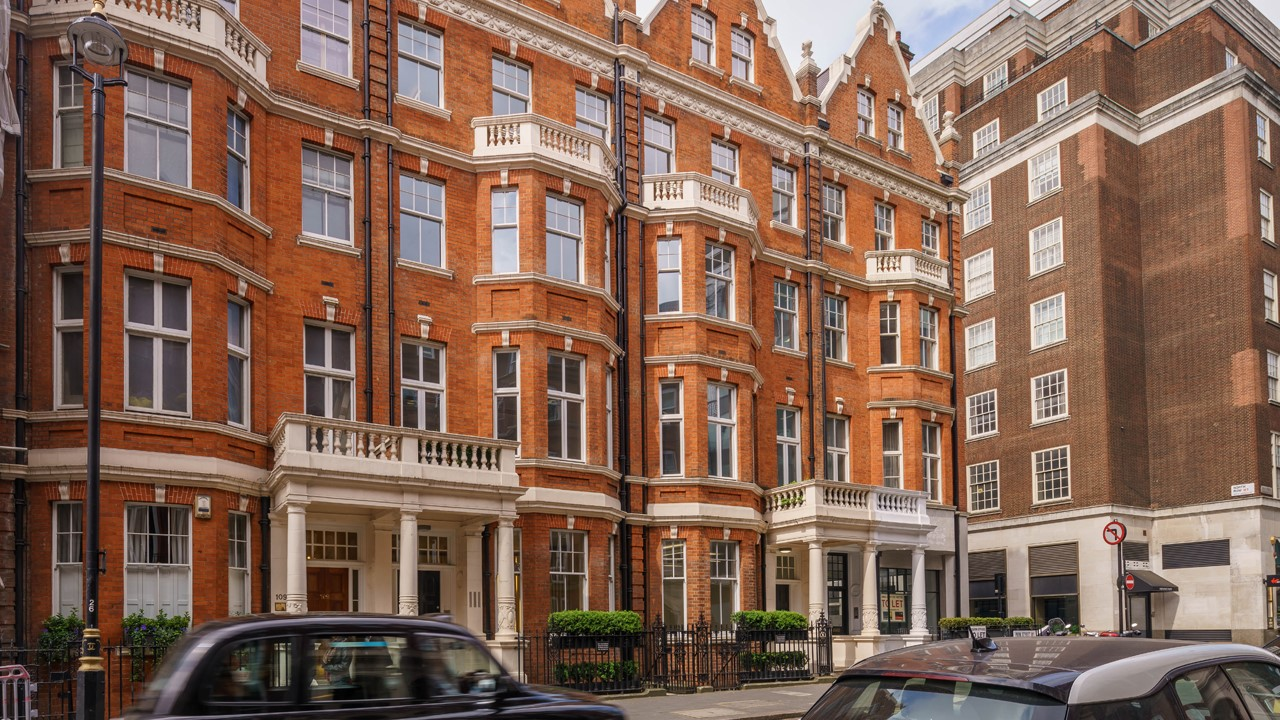 London Mayfair Property To Be Sold Online