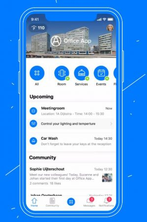 Office App Screen Shot