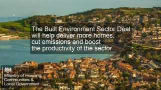 Built Environment Sector Deal MoH