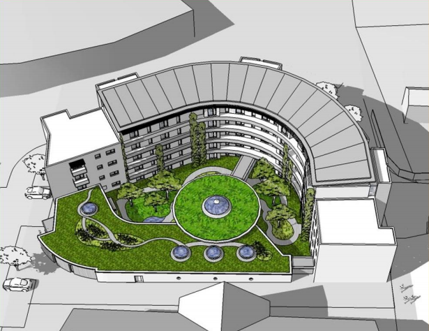 Extra Care 4 Exeter Gale And Snowden Architects Plans