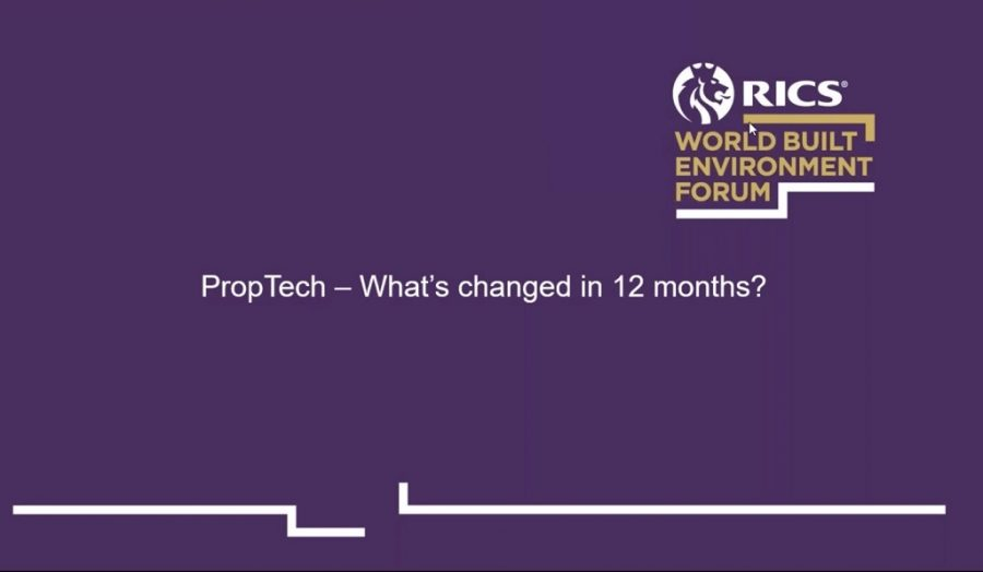 RICS Proptech What's Changed