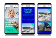 Think Sustainably Helsinki Mobile App