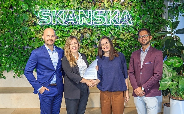 Innogy Innovation Hub And Skanska 2