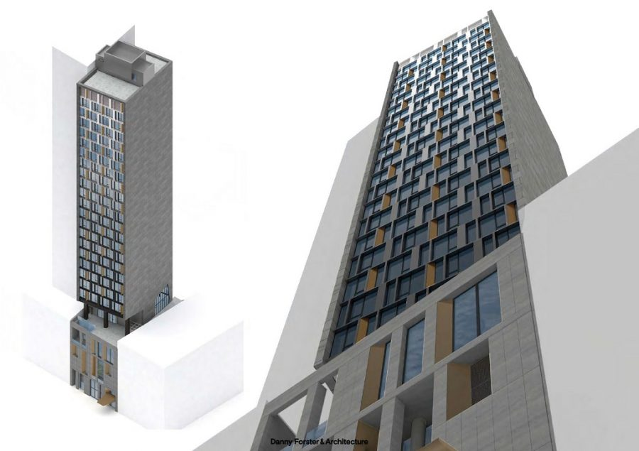 AC Marriott Hotel In New York To Be Delivered By DMDModular
