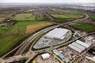 Ocado And M&S To Establish New State Of The Art Facility At SEGRO Logistics