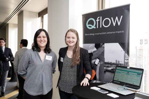 QFlow Founders Jade And Brittany